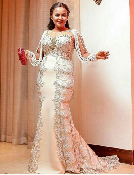 Nana Ama McBrown may have just snatched best dressed title at GMA's