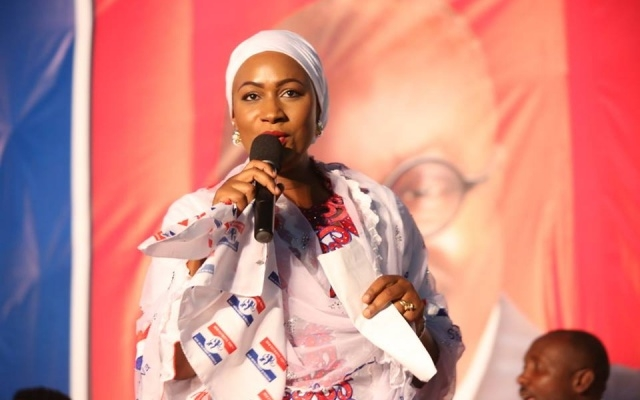 We'll remember Mahama's corruption, incompetence - Samira Bawumia