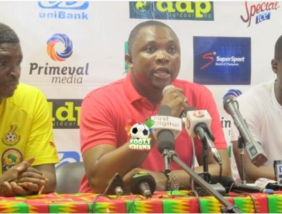 Too early to name AFCON squad - Sannie Daara