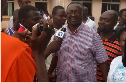 NPP will build stadium in Sunyani - Sunyani East MP