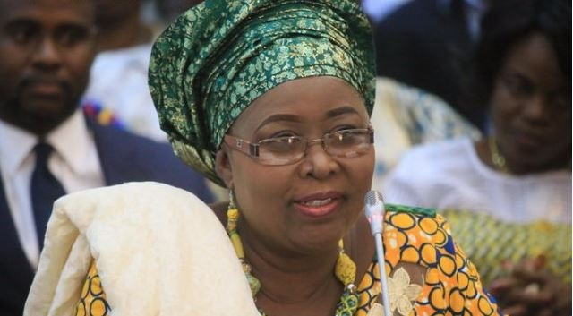 Alima Mahama justifies firing of MMDCEs before her confirmation