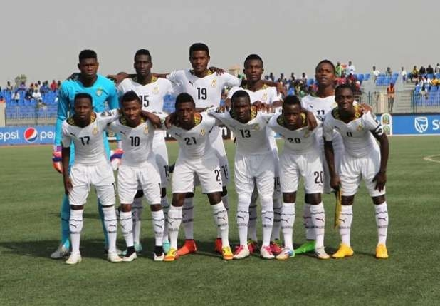 AFCON 2017: Black Stars line-up against Mali