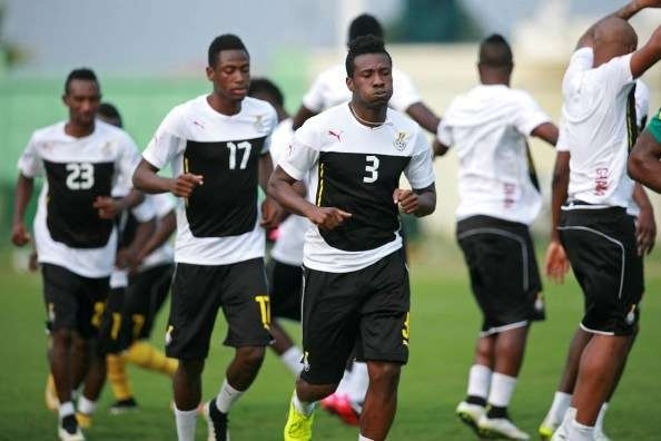 Black Stars Play Bunyodkor Today In Pre-AFCON Friendly