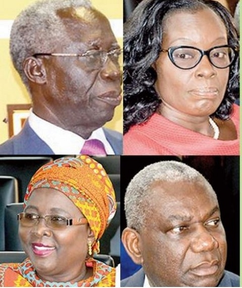 MPs okay 13 Ministers