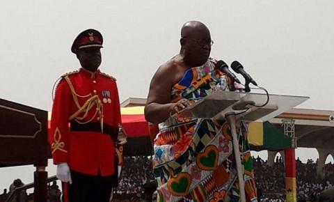 I will protect public purse - President Akufo-Addo