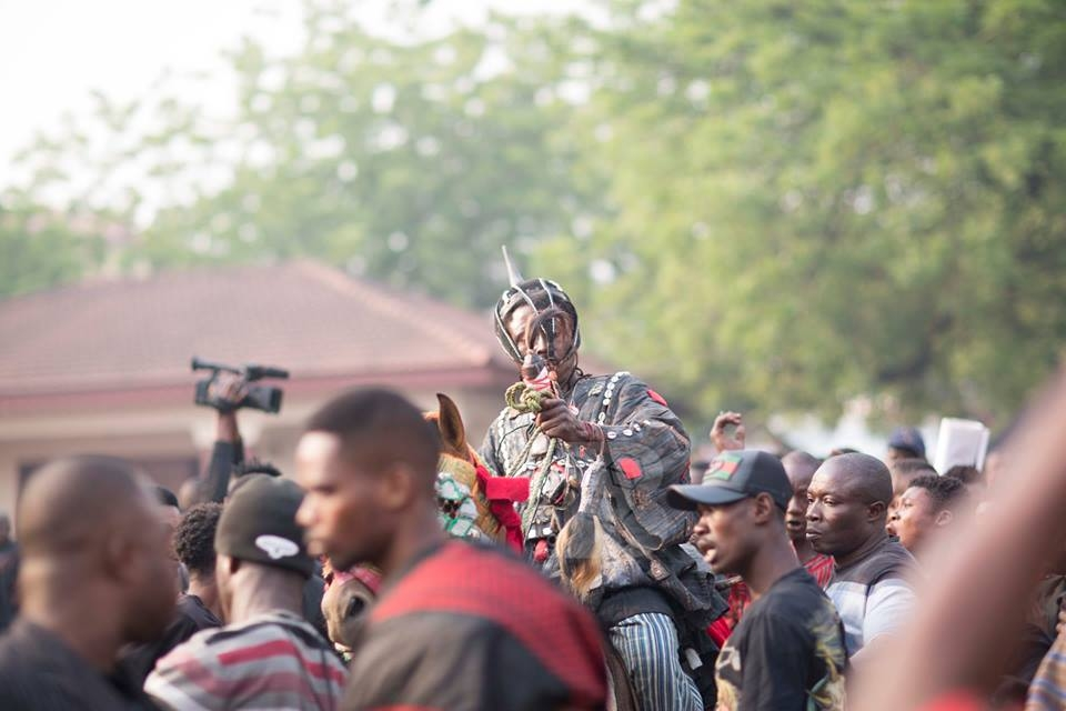 Amazing Photos Of Asantehemaa's Funeral That Show The Rich Ashanti Culture