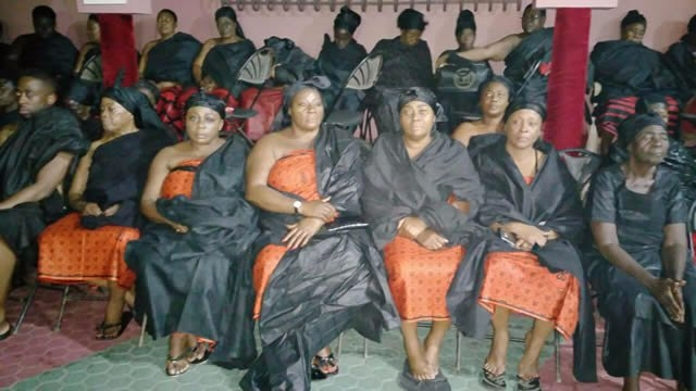 The 4-day Funeral Rites for The Late Queen of the Ashanti Kingdom Commence