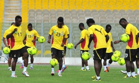 'Black Stars will do whatever they can to win lift AFCON tittle'