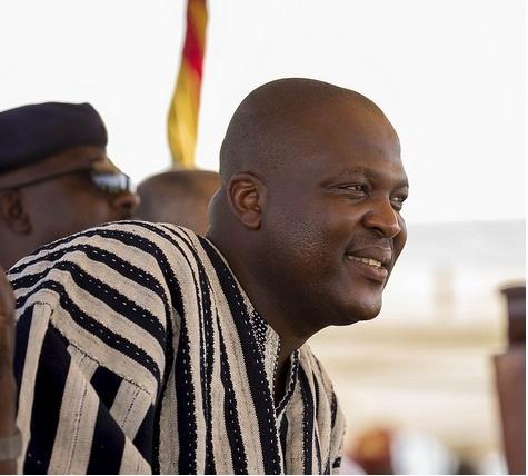 Ibrahim Mahama warns Kennedy Agyapong