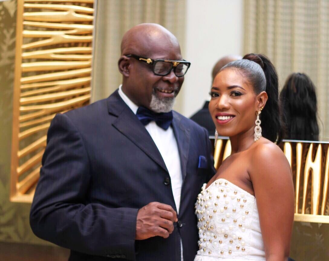 I've never had s*x with Kofi Adjorlolo - Victoria Lebene Mensah