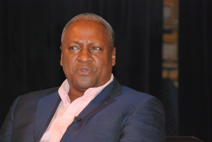 Mahama won't run in 2020 — Family