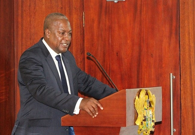 Mahama delivers final State Of The Nation Address today