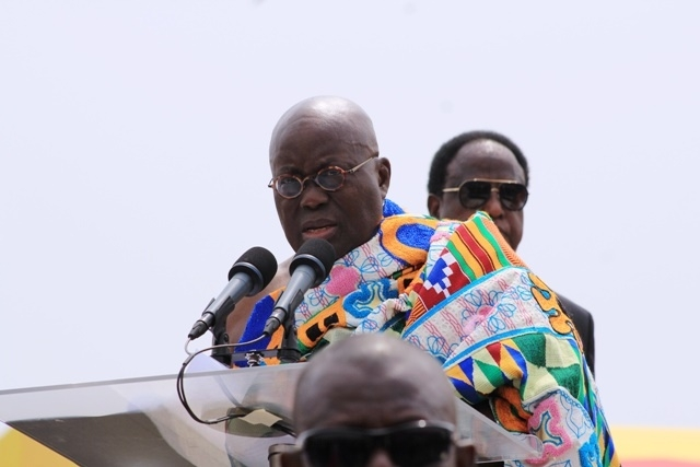 Four new regions to be created starting 2018 – Nana Addo