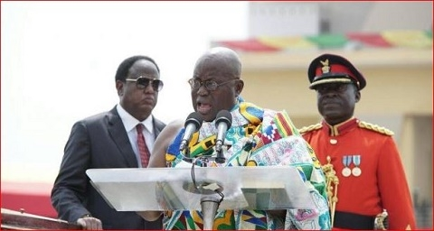The Gambia crisis: President Akufo-Addo advised not to interfere