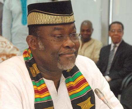 Have faith in NDC - Dr Spio-Garbrah tells members