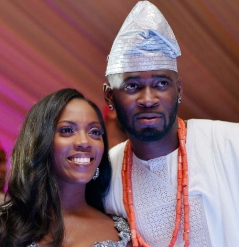 Tiwa Savage Hubby goes MIA on her Birthday