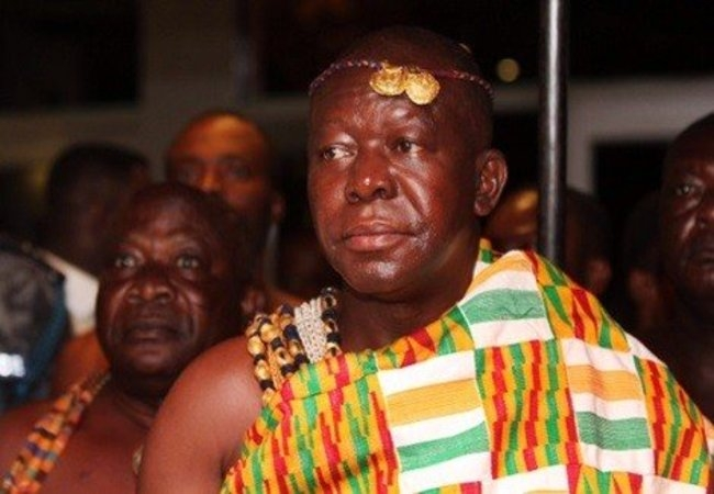 Asantehene's name pops up in questionable payments at PURC