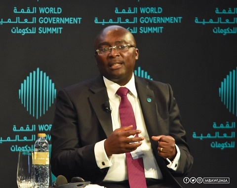 Africa must leapfrog by itself - Bawumia