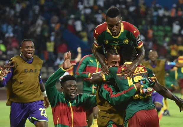 Cameroon defeat the Black Stars 2-0 to progress into the Afcon 2017 final against Egypt.