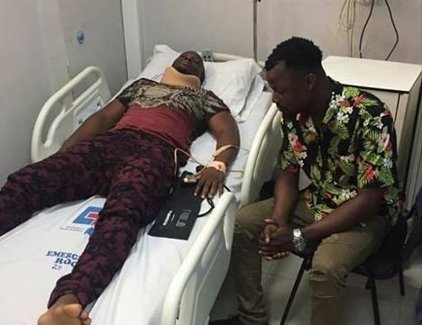 Reggie Rockston, Van Vicker, Pope Skinny and others Reacts to 4x4 Coded fatal car accident