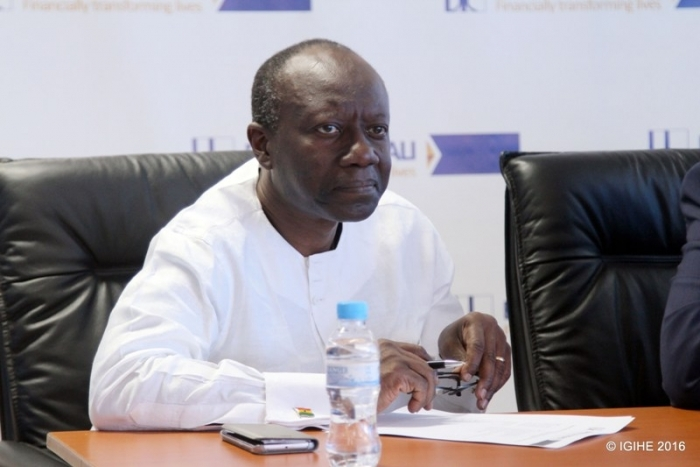 We won't touch Heritage Fund - Ofori-Atta