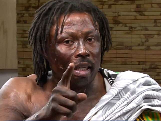 TB Joshua is my Boy - Kwaku Bonsam claims