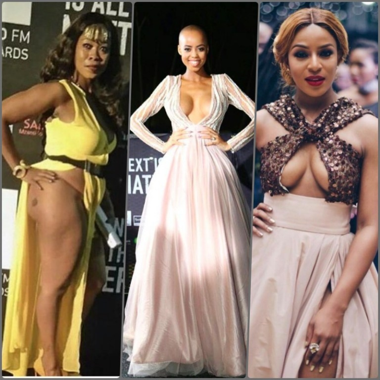 PHOTOS: You won't believe what South African stars wore to Metro FM Music Awards