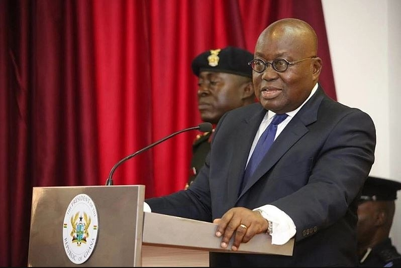 I need men for unprecedented challenges – Akufo-Addo