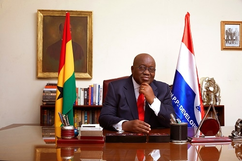 Video:I won't move Ghana's economy the Guggisberg way - Akufo-Addo