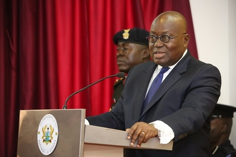 'Our current economic difficulties will soon be a thing of the past' – President Akufo-Addo