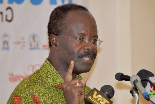 Dr. Nduom warns politicians to stop stealing state assets