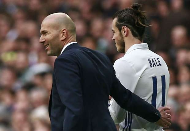 Zidane reveals what he whispered to Bale before comeback goal