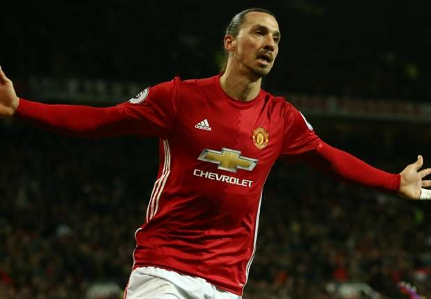 'I have to score 100 goals!' - Ibrahimovic says no clause in Man Utd deal triggered yet