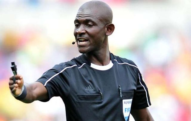 FIFA Bans Ghanaian Referee Joseph Lamptey For Life