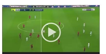 VIDEO: Watch Memphis Depay's incredible goal for Lyon which has received global applause