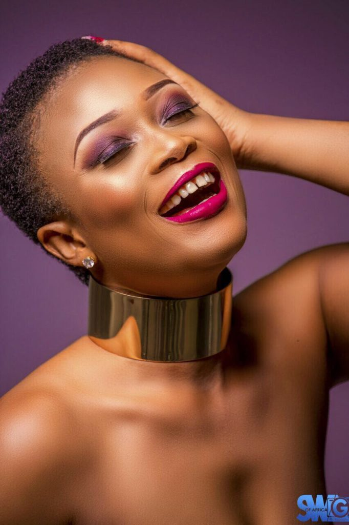 Pin Up: Abena Kyei Boakye tell her story with these elegant photos