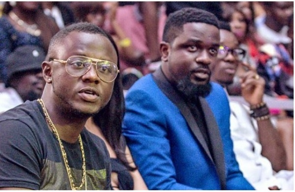 DJ Mensah mocks Quata over 'Death to Sark'