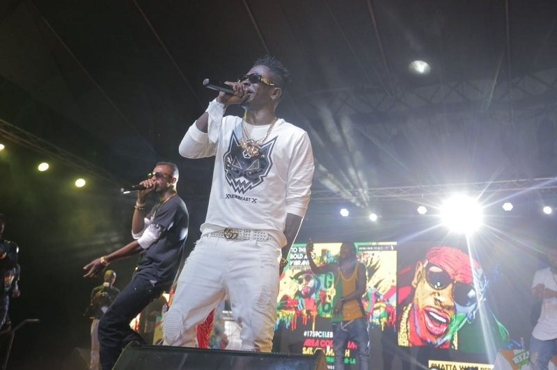Shatta Wale, Yaa Pono, Kofi Kinaata Others Thrill Thousands at YFM's Area Codes Jam