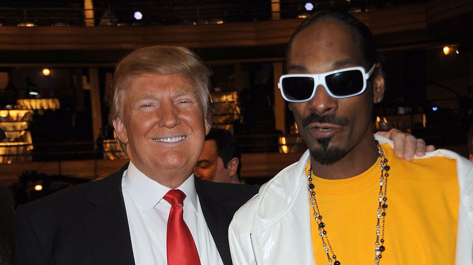 Video: Donald Trump's tweet about Snoop Dogg may be his weirdest 140 characters so far