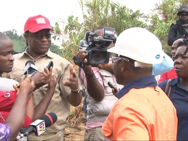 Amewu sacks 9 mine inspectors
