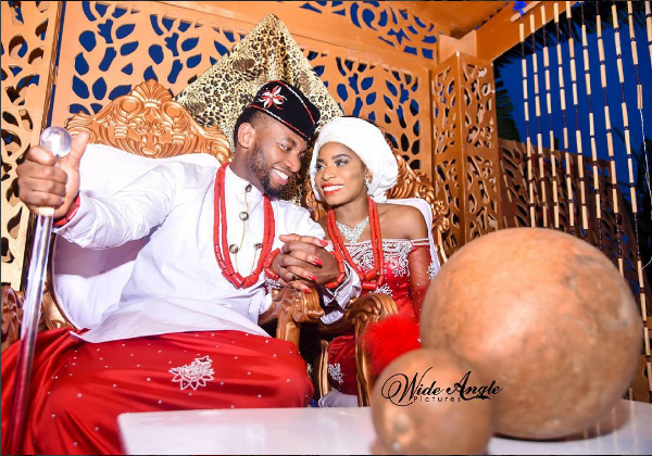 Photos: The wedding of Nollywood actress, Liz Benson's daughter