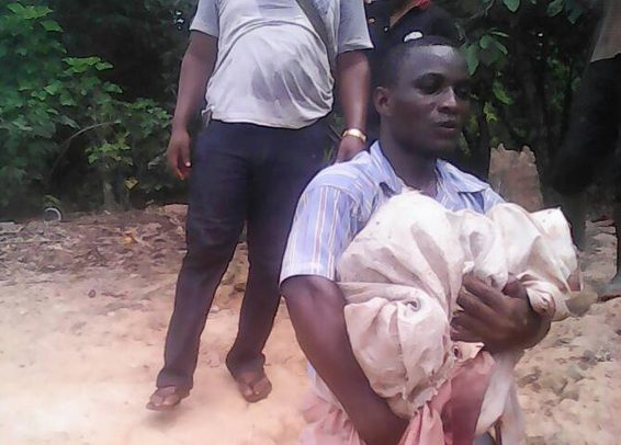 Man Kills Son for Rituals