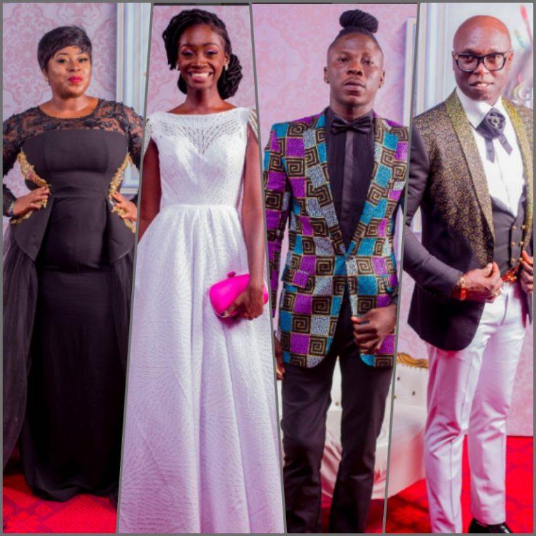 Photos: Gentlemen from the 2017 Ghana Music Awards