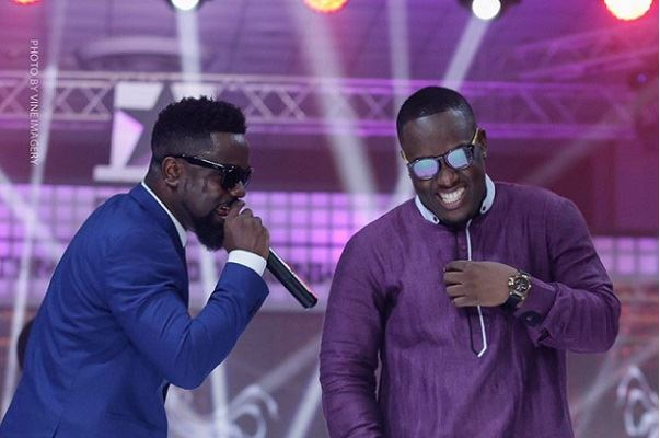 PHOTOS: Sarkodie, Kwaw Kese, Coded, others hit runway for 'Rhythms on Da Runway'
