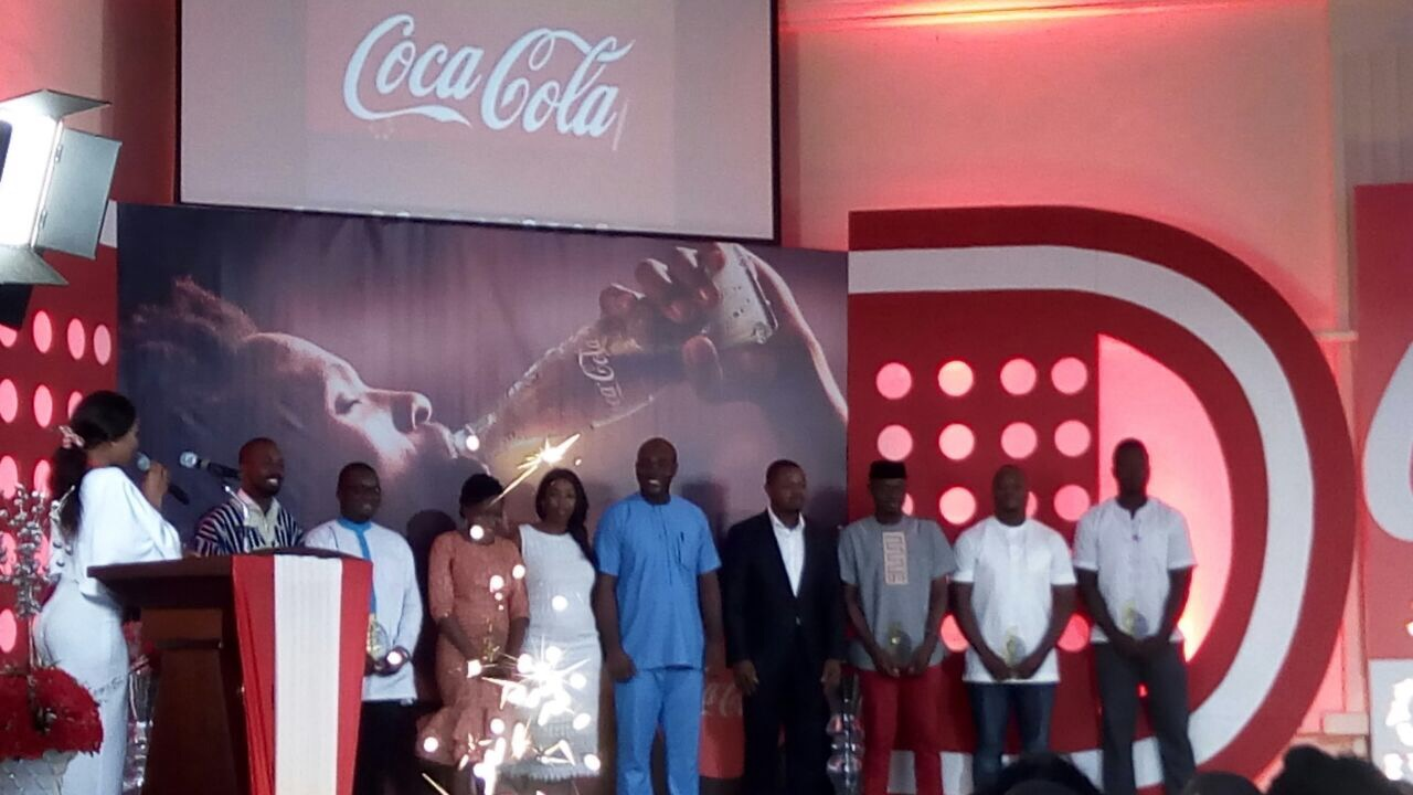Coca-Cola makes a toast to Ghana's future