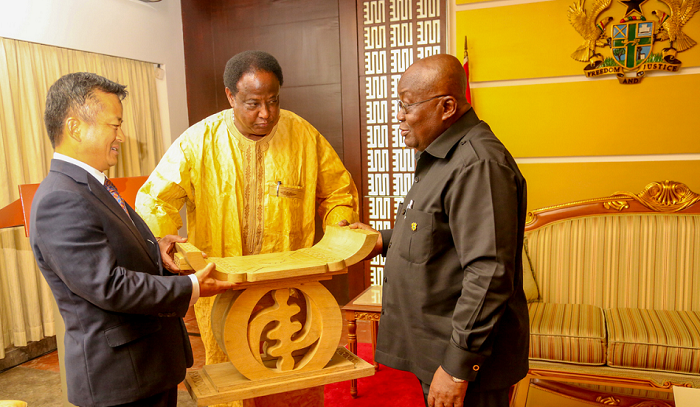 Ghana, Korea must enhance cooperation — Prez Akufo-Addo