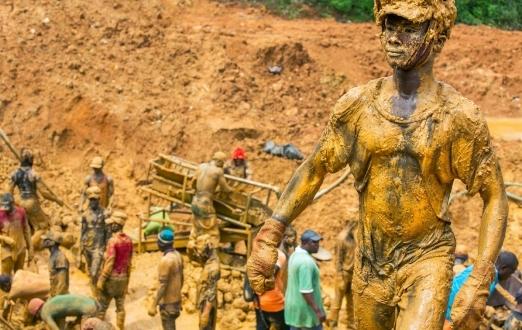 Freeze small-scale mining - Okyenhene