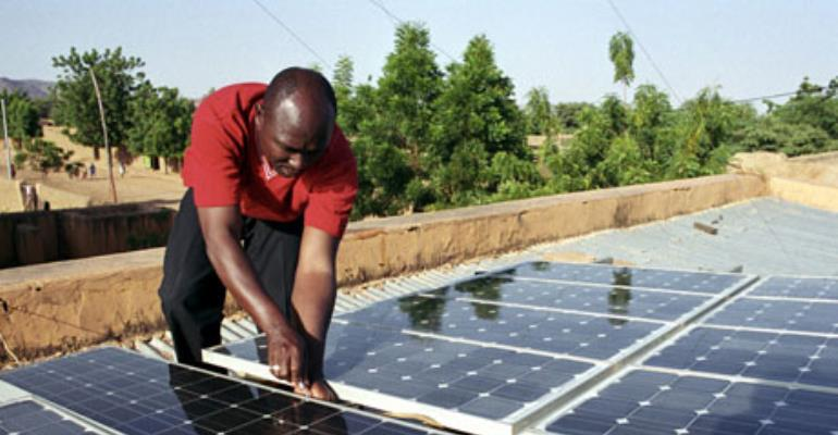 Ghana woos investors for renewable energy production