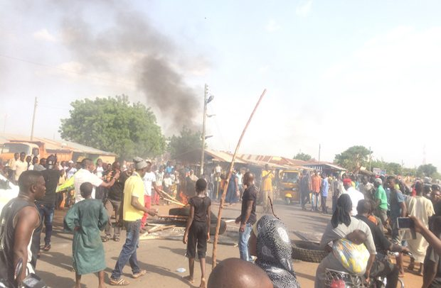 … Burn Billboards In Savelugu