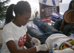 Happy FM, UT Bank Supports National Blood Bank With 250 Pints Of Blood
